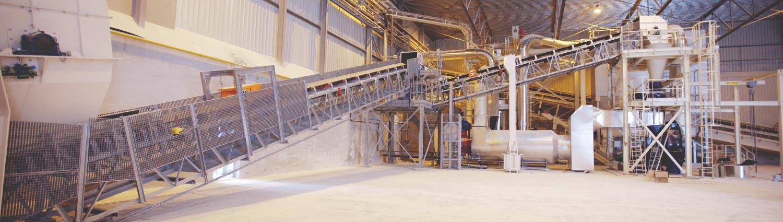 Machine EFM Steel