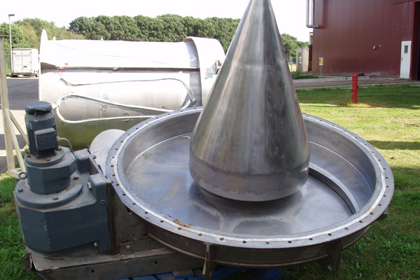 Extracteur de produit